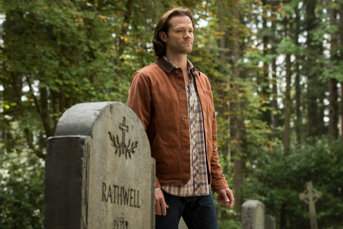 """Supernatural"" Season 15 ""The Rupture"": All Hell's (Literally) Breaking Loose [PREVIEW]"