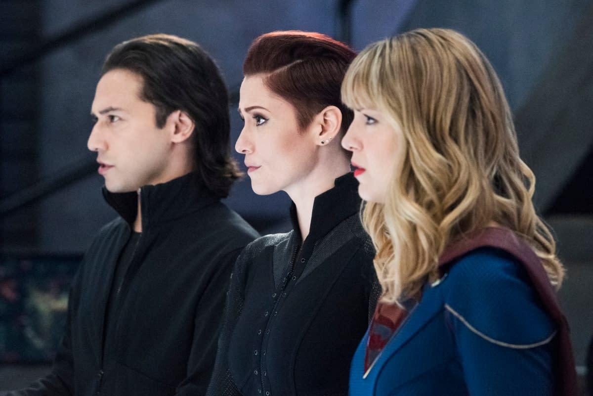 Supergirl Season 5 Dangerous Liaisons Turn Deadly Affairs Preview
