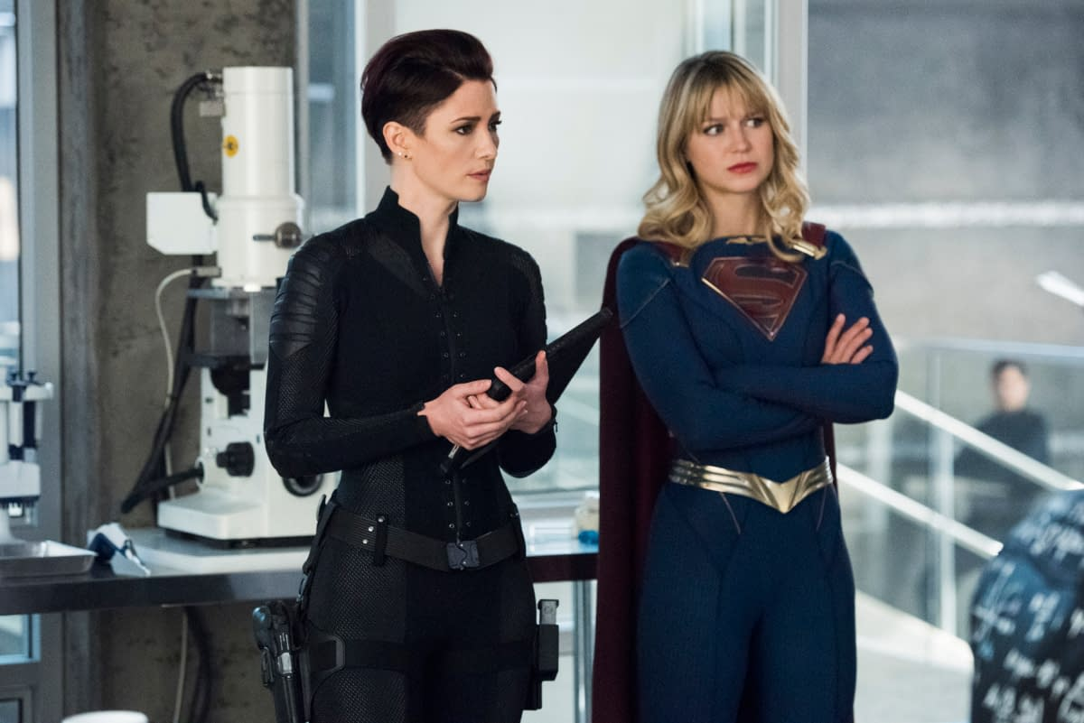 """""""Supergirl"""" Season 5, Episode 10 """"The Bottle Episode"""": Let The DEO Handle All YOUR Extranormal Needs [VIDEO]"""