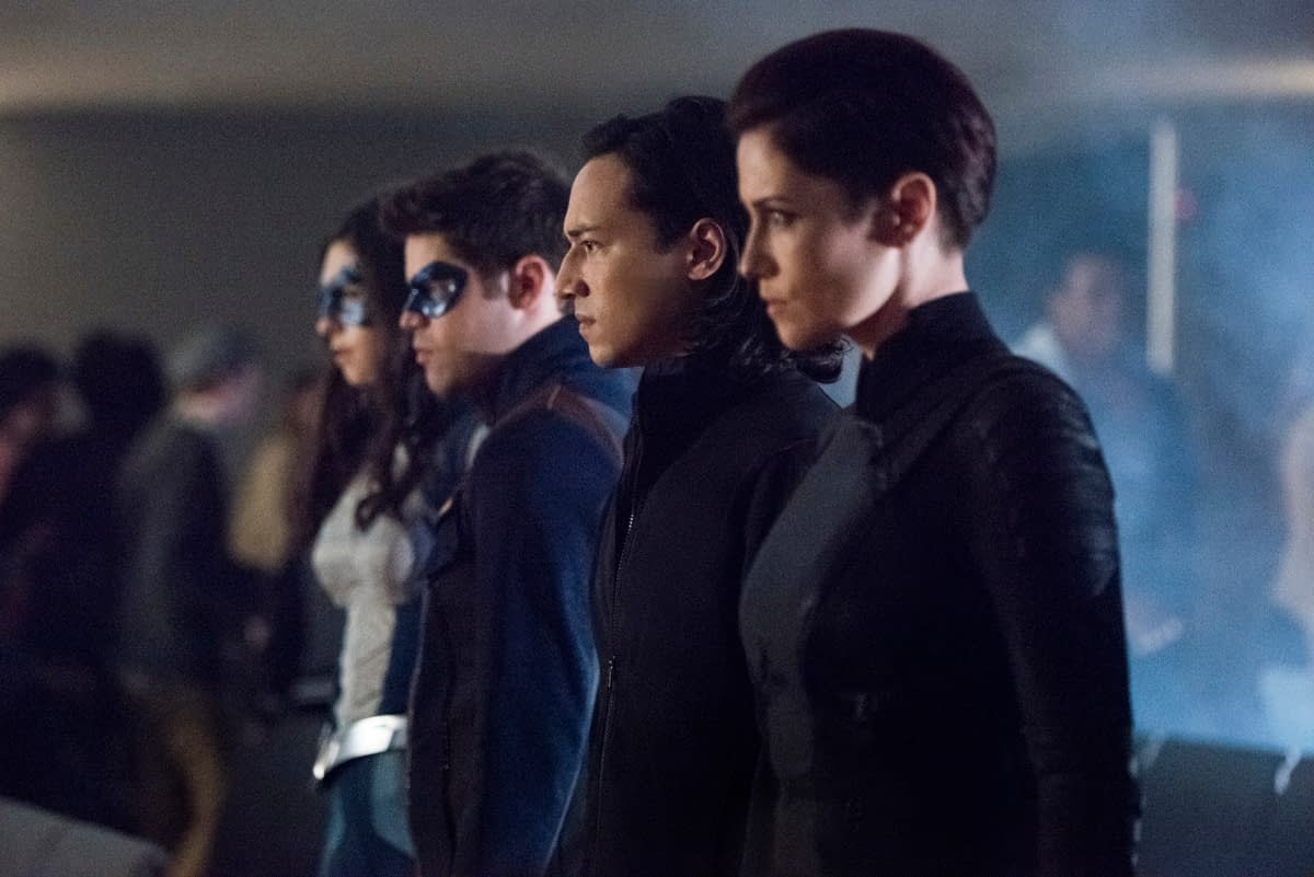 """""""Supergirl"""" S05E11 """"Back From The Future – Part One"""": Meet the New Lex – Same as the Old Lex? [PREVIEW]"""