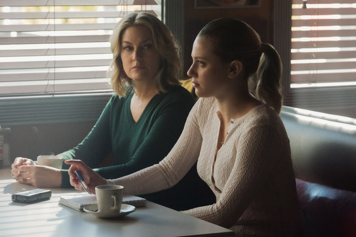 """Riverdale"" Season 4 ""Chapter Sixty-Nine: Men of Honor"": Veronica Heads to NYC for Some Katy Keene Quality Time [PREVIEW]"