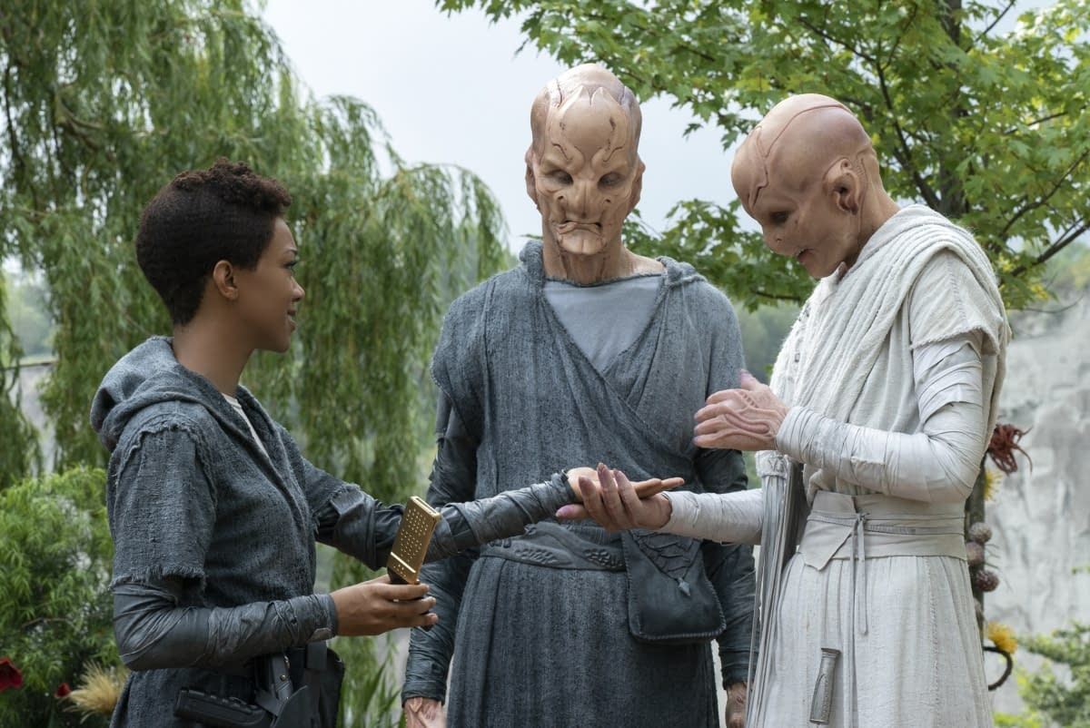 """'Star Trek: Discovery' Season 2, Episode 6 """"The Sound Of Thunder"""" Doctors The Red Signals [SPOILER REVIEW]"""