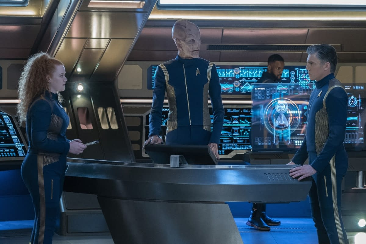 "'Star Trek: Discovery' Season 2, Episode 7 ""Light and Shadows"": Is It Spock Yet? [PREVIEW]"