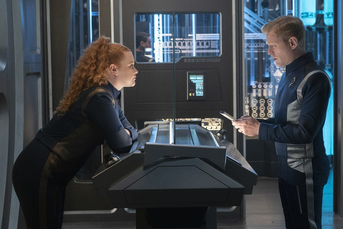 """'Star Trek: Discovery' Season 2, Episode 7 """"Light and Shadows"""" – It's About Time! [SPOILER REVIEW]"""