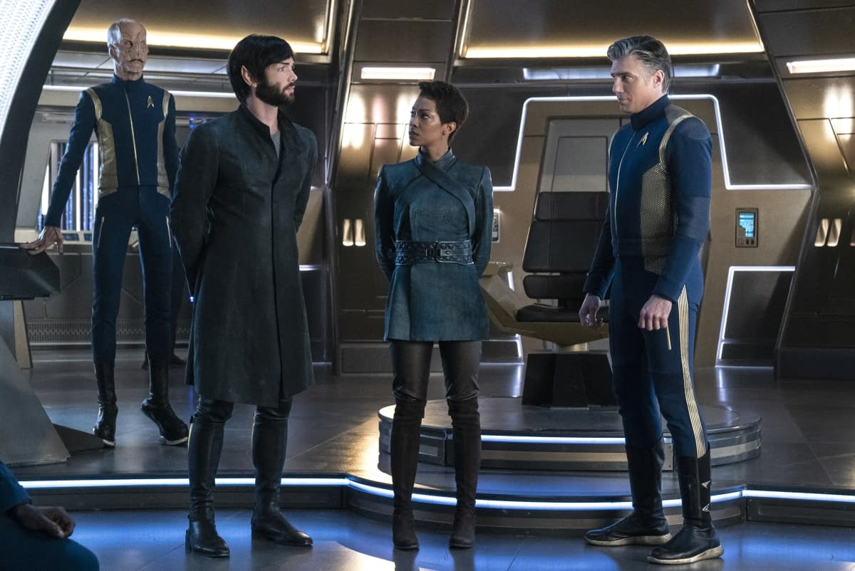 "'Star Trek: Discovery' Season 2, Episode 8 ""If Memory Serves"" Looks Mind-Bending [PREVIEW]"
