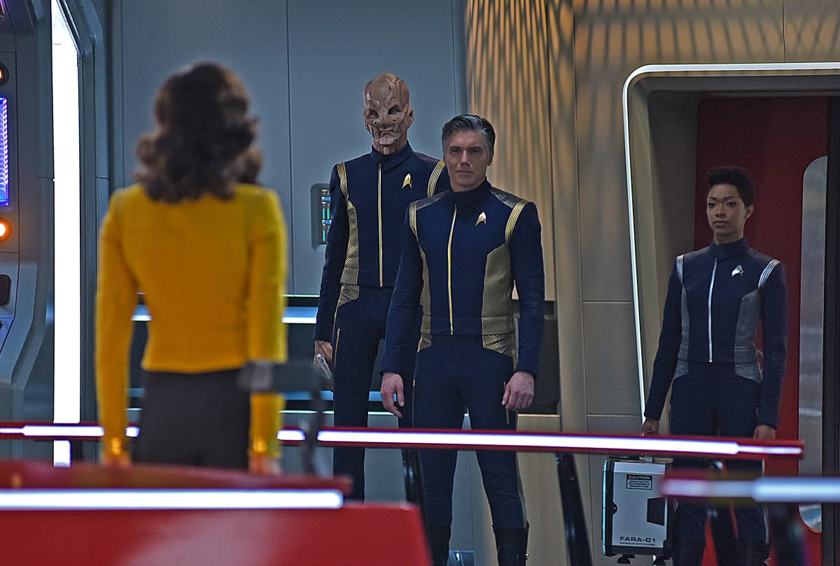 "'Star Trek: Discovery' Season 2 Finale, Part 1: ""Such Sweet Sorrow"" Gets to the Heart Of It [SPOILER REVIEW]"
