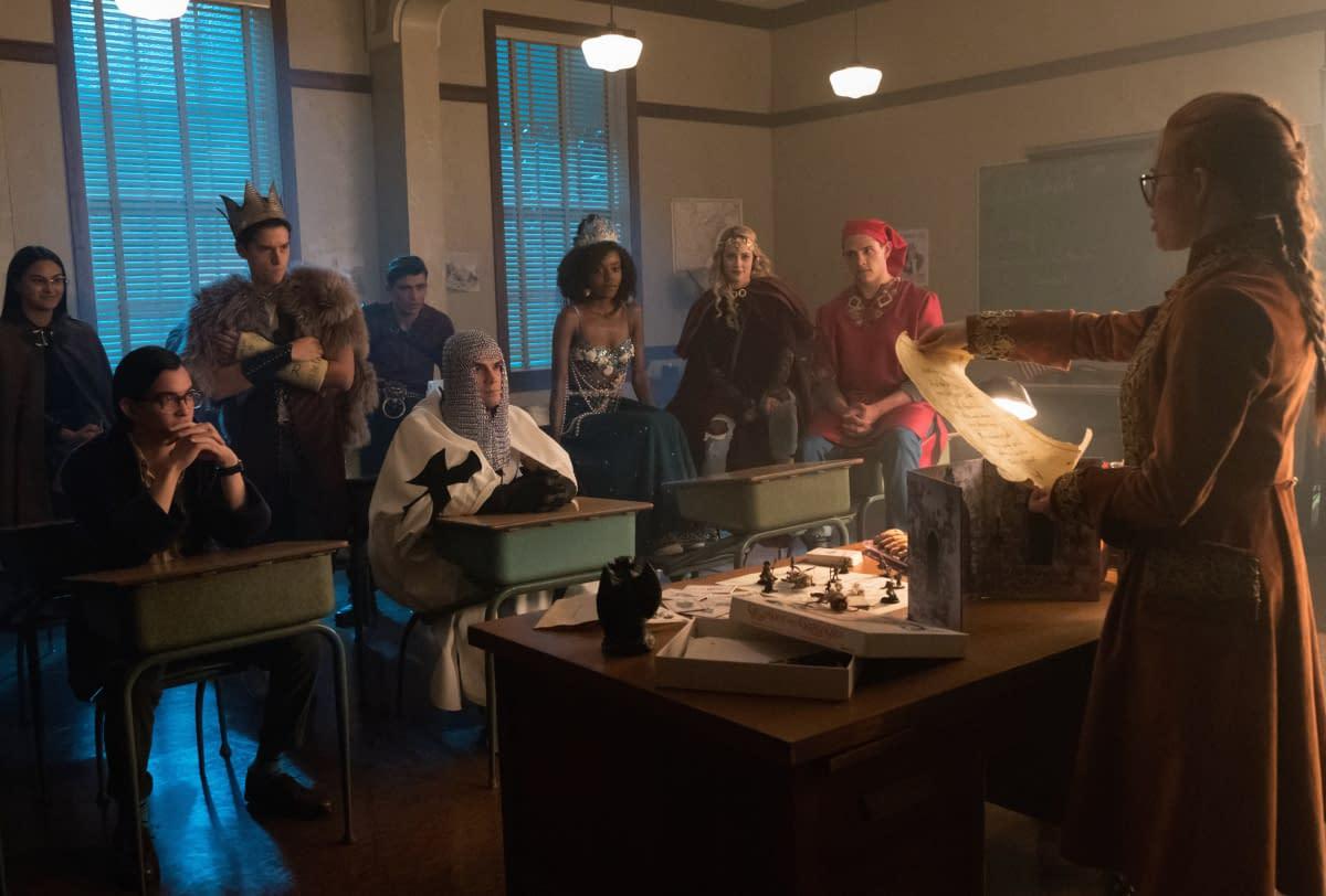 """Riverdale"" Cast, EP Roberto Aquirre-Sacasa Tease Season 4, Show's Future & More [INTERVIEW]"