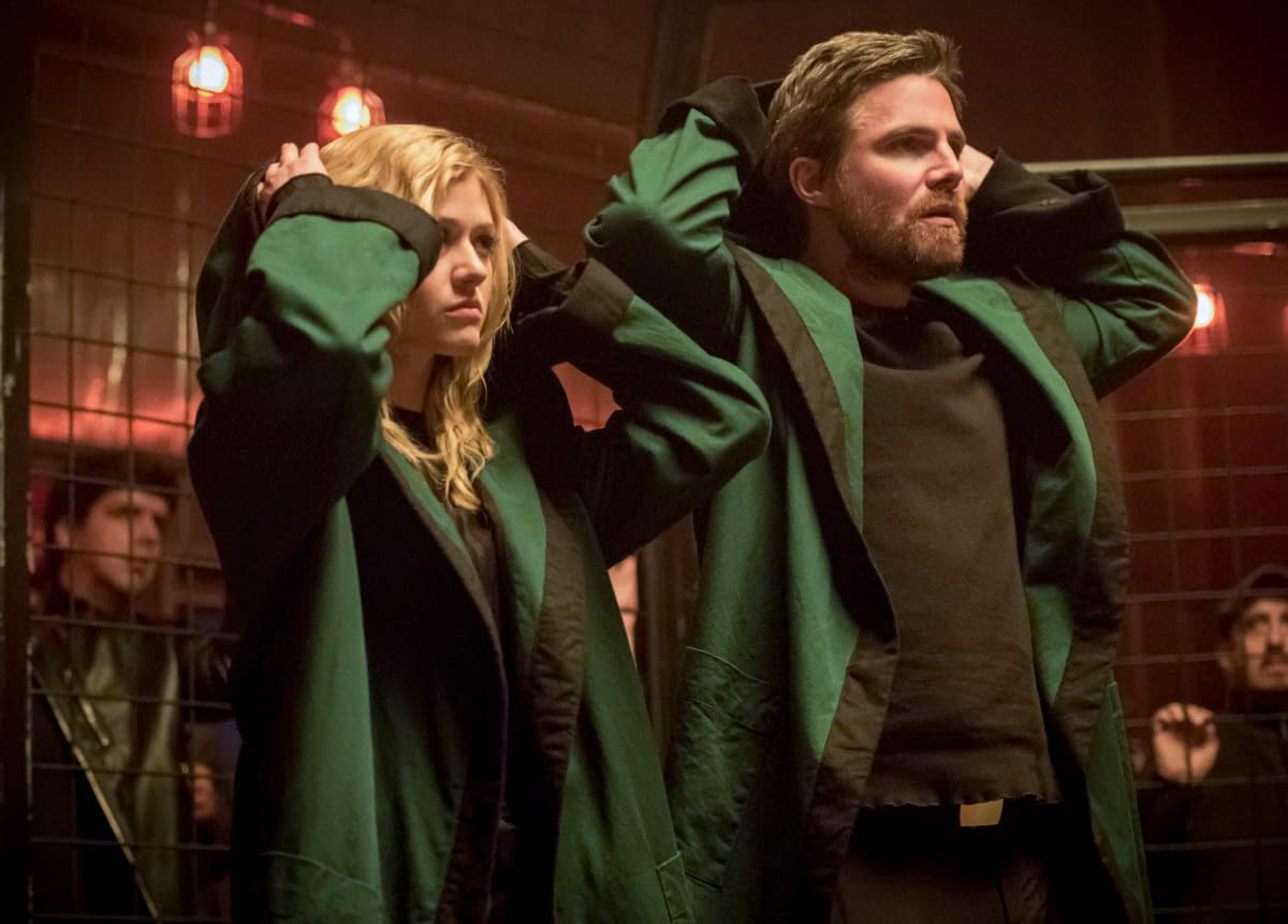 """Arrow"" Season 8 ""Prochnost"": You're Back in the U.S.S.R. – You Don't Know How Unlucky You Are, Oliver [PREVIEW]"