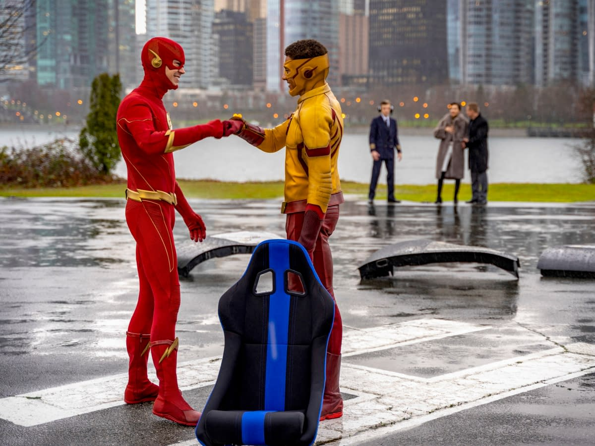 """""""The Flash"""" Season 6 """"Death of the Speed Force"""" Brings Return of Friends & Foes [SPOILER REVIEW]"""