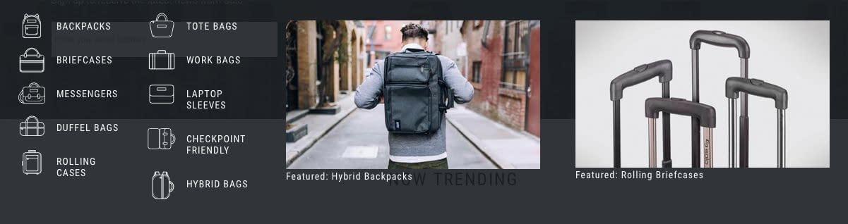 Las bolsas NY Solo te ayudarán a proteger tus artículos de colección y tecnología estas vacaciones