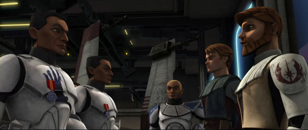"""Star Wars: The Clone Wars"" Episode I: The Phantom Bleeding Cool Retweets"