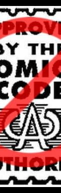 Do You Have The Comic Code Records Could You Check Maybe Behind The Sofa