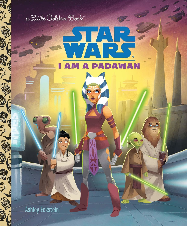 I am a Padawan cover
