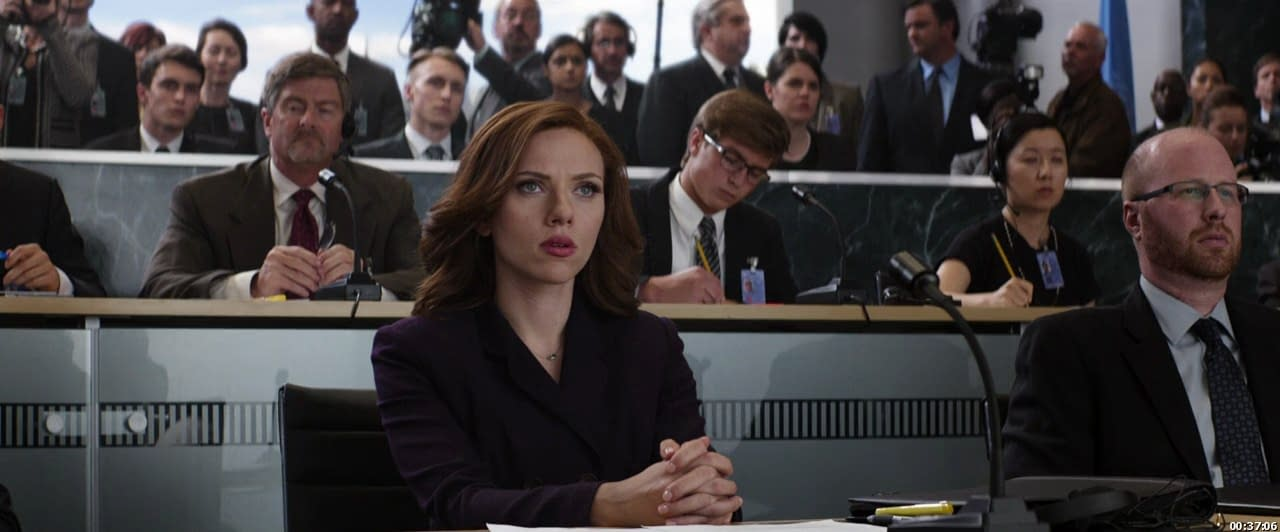 The Black Widow Movie Reportedly Has a New Writer