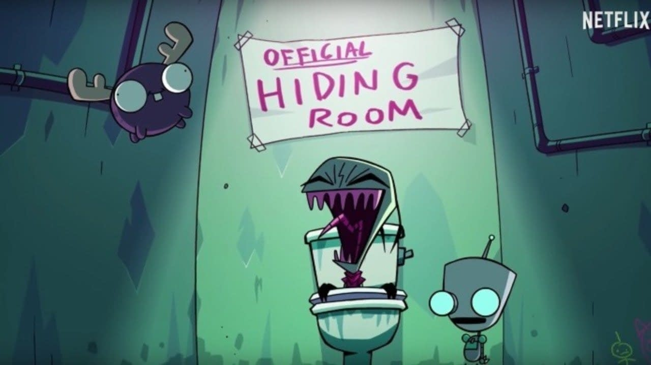 """""""Invader Zim: Enter the Florpus"""": A Series Finale That Actually Feels Final – and Satisfyingly Fun [SPOILER REVIEW]"""