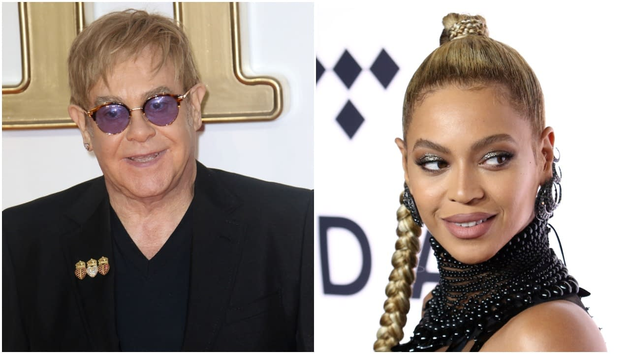 The Lion King Reboot Will Have a New Song by Elton John and Beyoncé