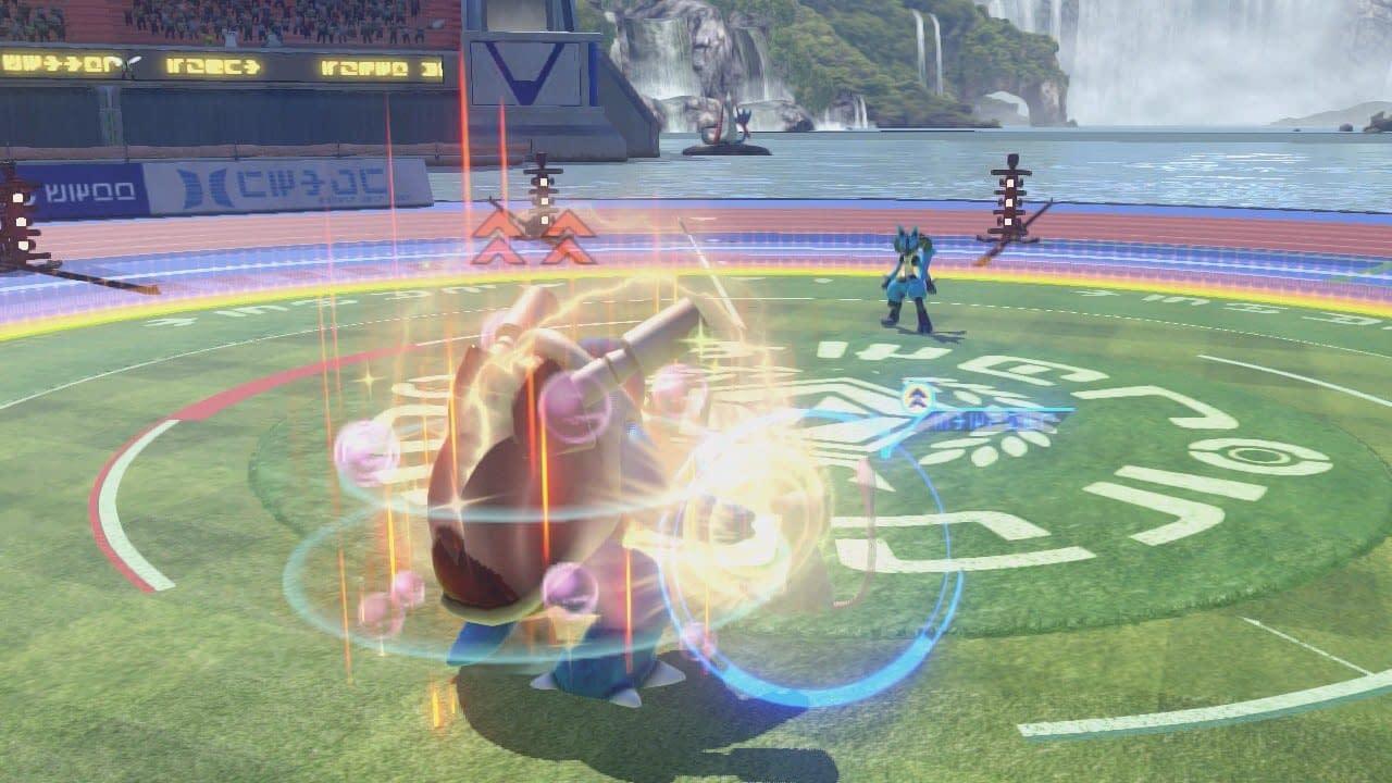 Pokkén Tournament DX Reveals New DLC Screenshots