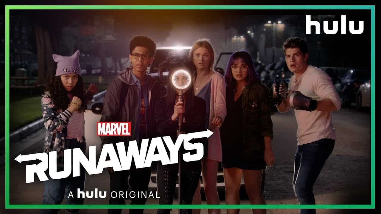 Hulu Announces Release Date for Season 2 of 'Marvel's Runaways'