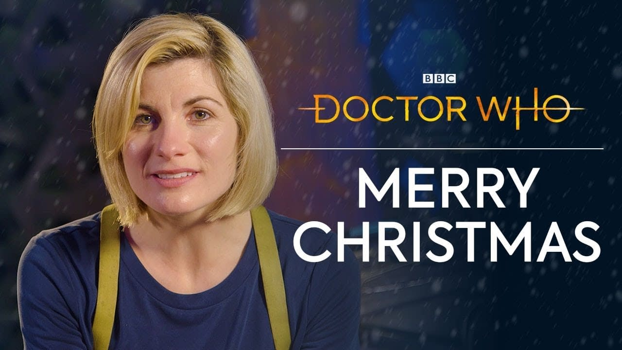 Merry Christmas from Doctor Who