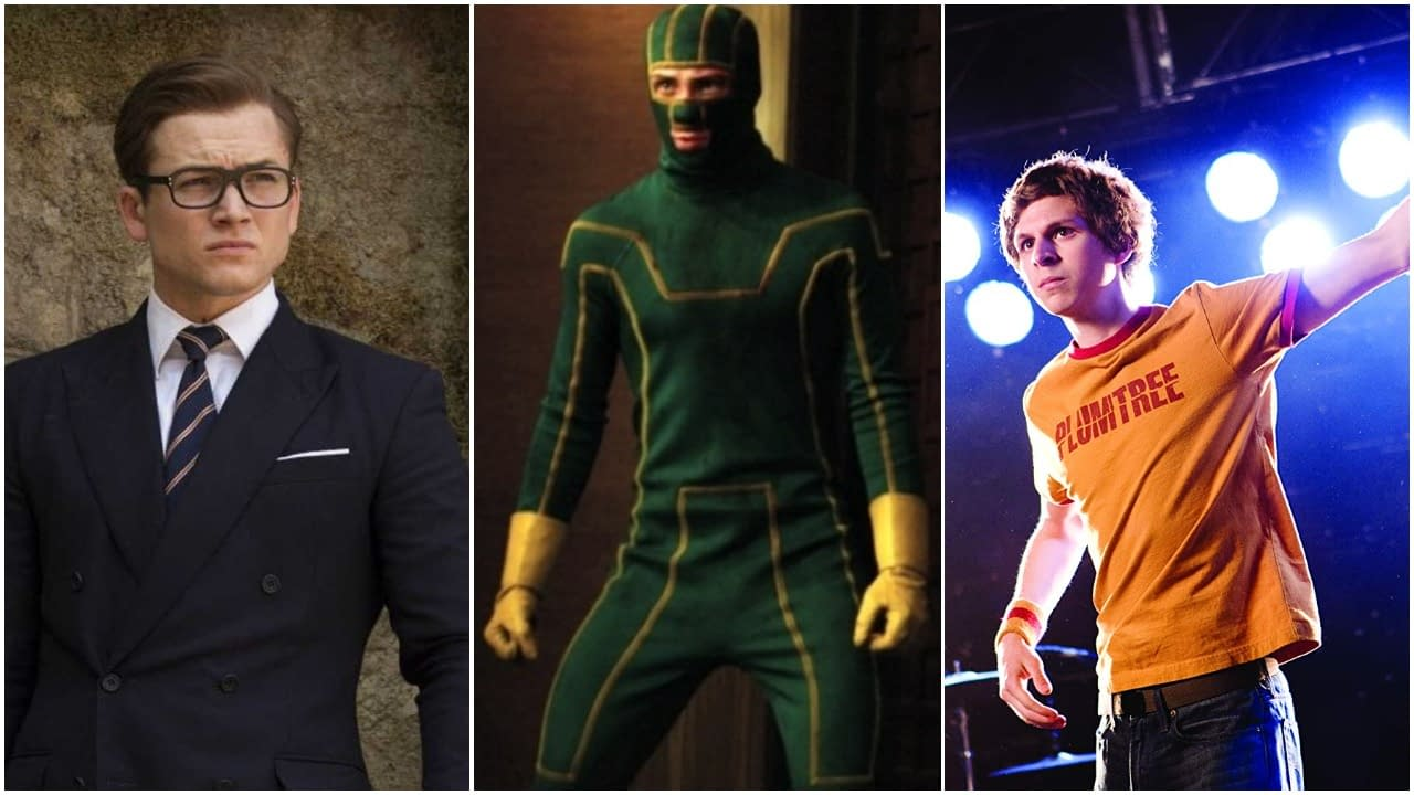 """Scott Pilgrim"", ""Kick-Ass"" & ""Kingsmen"": Proven Comic Titles Deserving TV Turns [OPINION]"