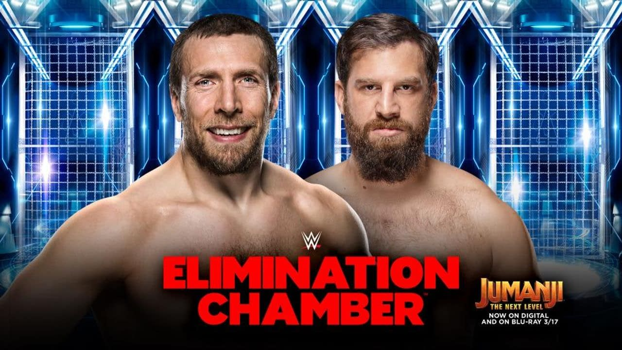 Elimination Chamber 2020: Daniel Bryan vs Drew Gulak