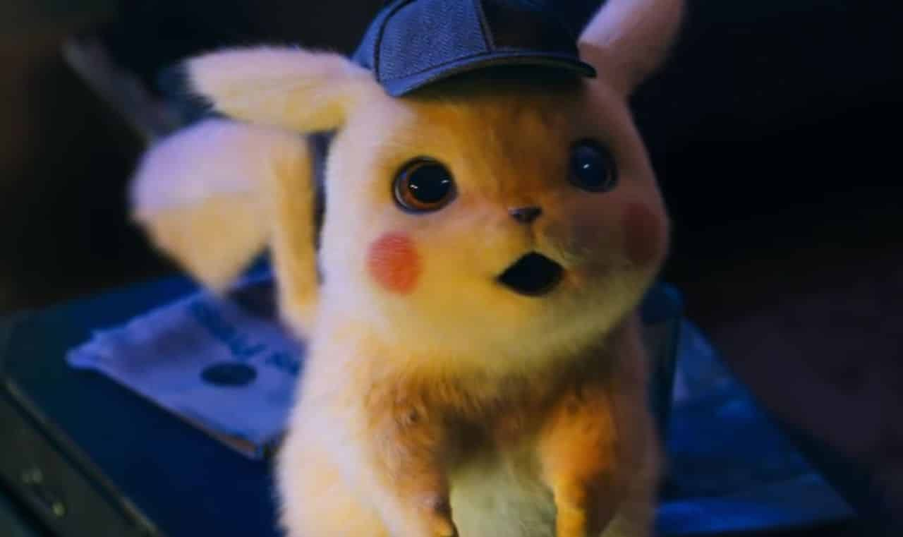 Lickitung Is a Little Gross in This New Detective Pikachu TV Spot