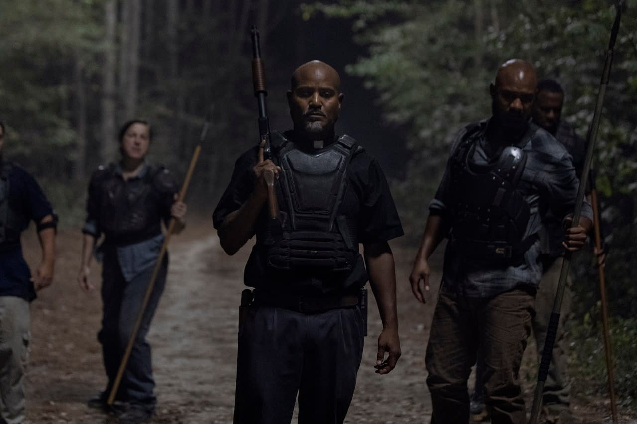 """""""The Walking Dead"""" Season 10 """"Stalker"""": Brutally Intense Ep Highlighted by Bloody Alpha/Daryl Throwdown [SPOILER REVIEW]"""