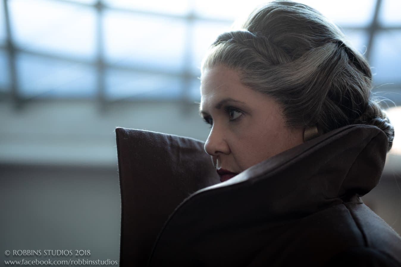 Dragon Con: General Leia Cosplay That'll Make You Cry