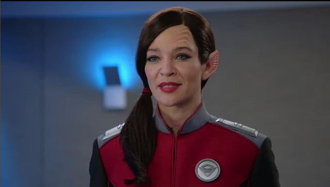The Orville - Jessica Szohr S02e05