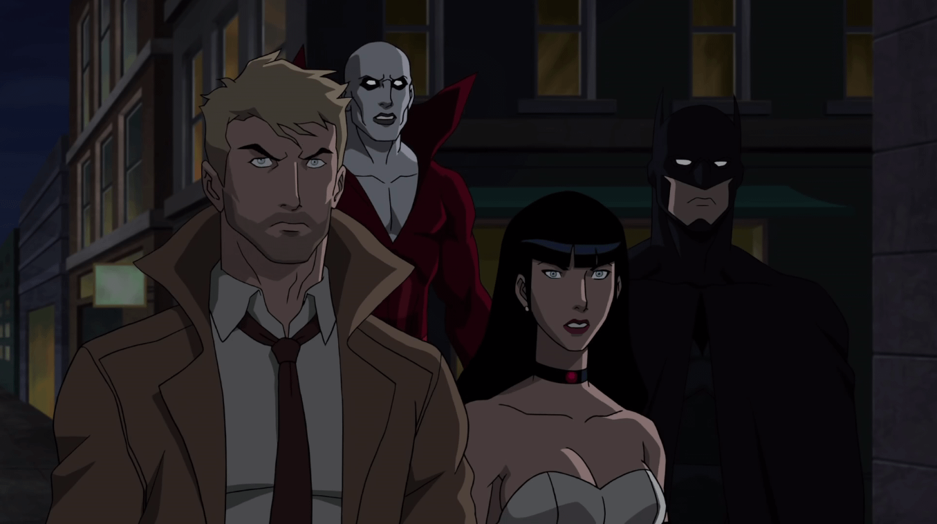 Doug Liman Wasn't Planning on Using Guillermo del Toro's Ideas for Justice League Dark