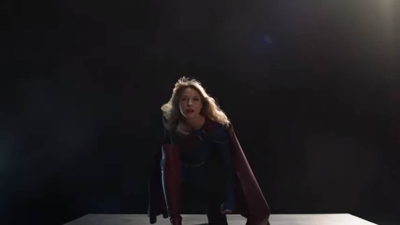 Supergirl Releases Season 5 Trailer at SDCC
