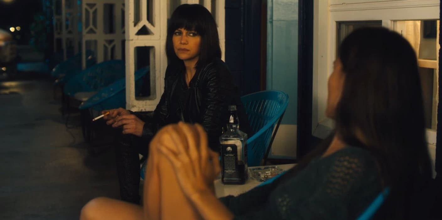 """Jett"" S01, Ep03: ""Phoenix"" Rises From the Ashes of Failed Heist (Preview)"