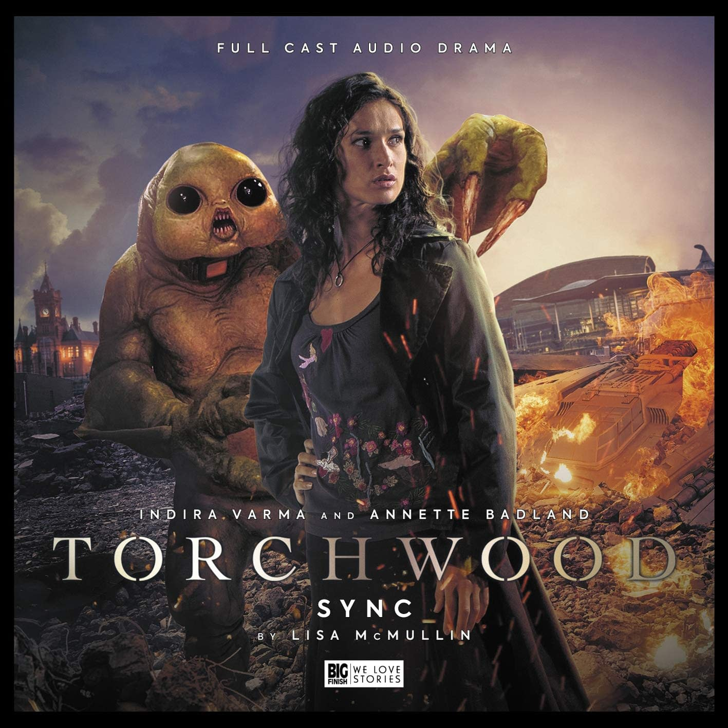 """""""Torchwood: Sync"""": Big Finish """"Evil"""" Buddy Comedy a Fun Diversion That Doesn't Disappoint [REVIEW]"""