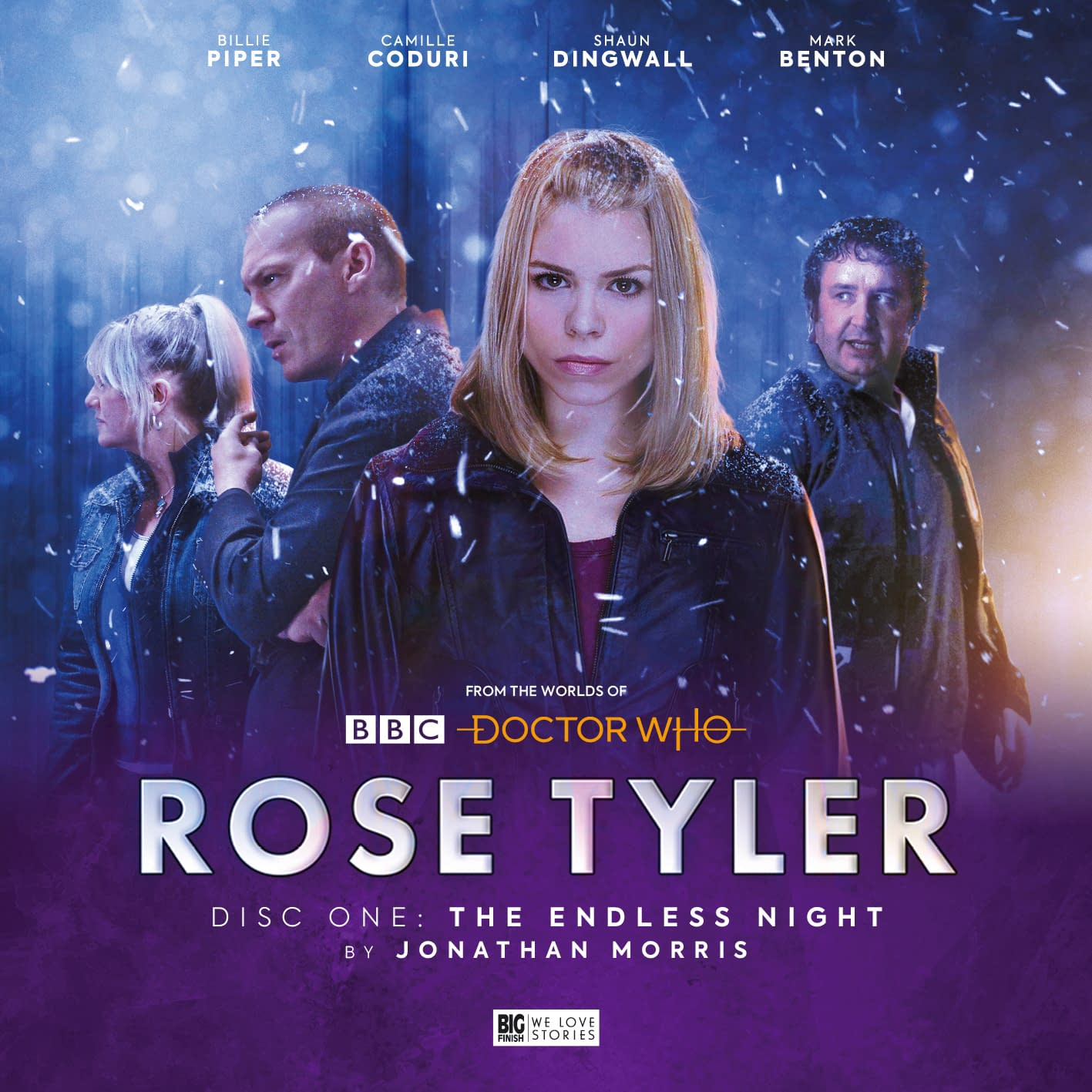 """""""Doctor Who"""": Billie Piper Returns in Big Finish Audio Drama """"Rose Tyler: The Dimension Cannon"""""""
