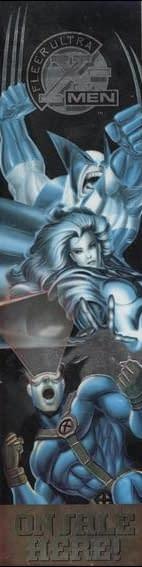 X-Men Ultra All-Chromium Sealed Ad