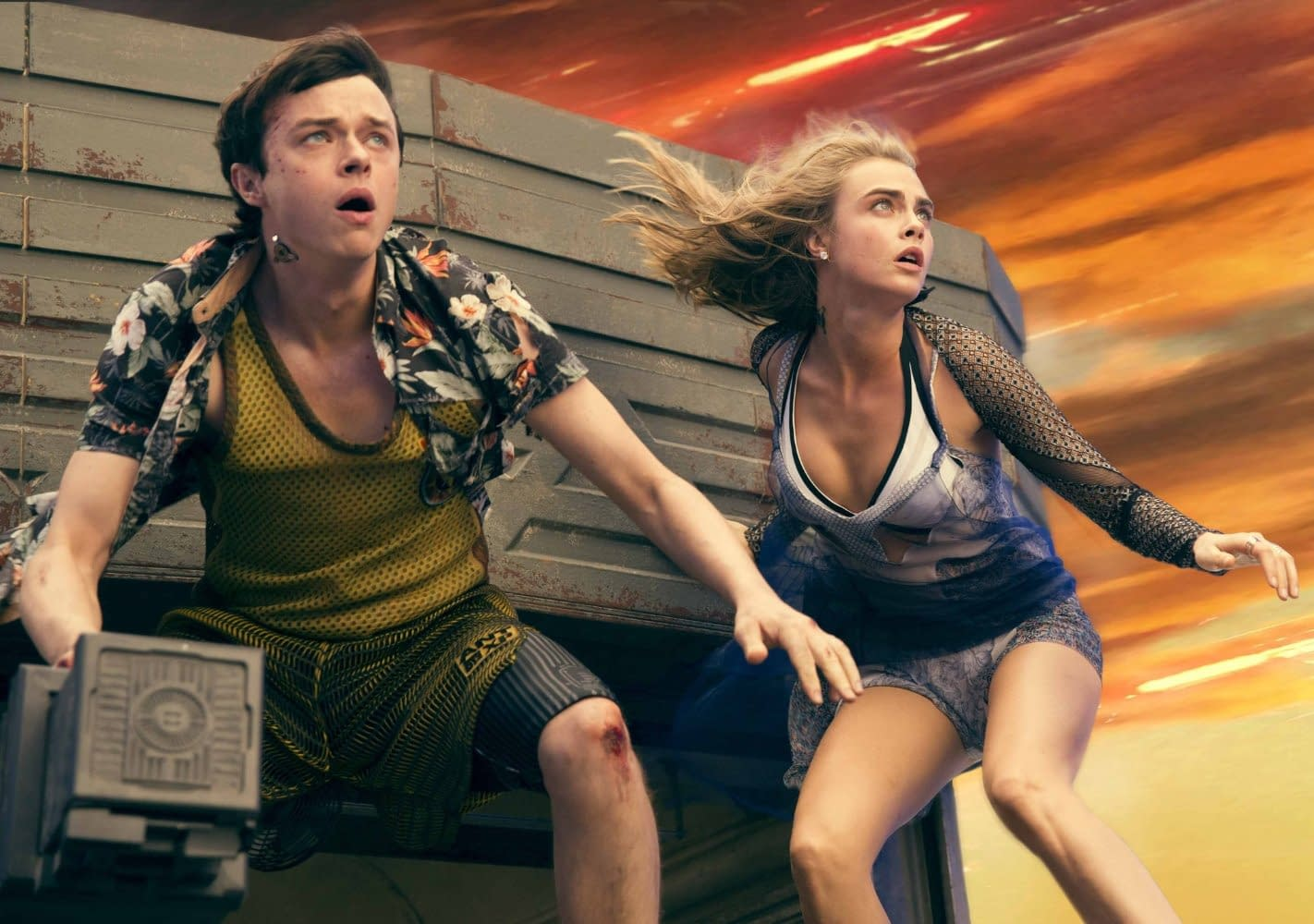'Valerian' Director Isn't Ruling Out A Sequel Just Yet