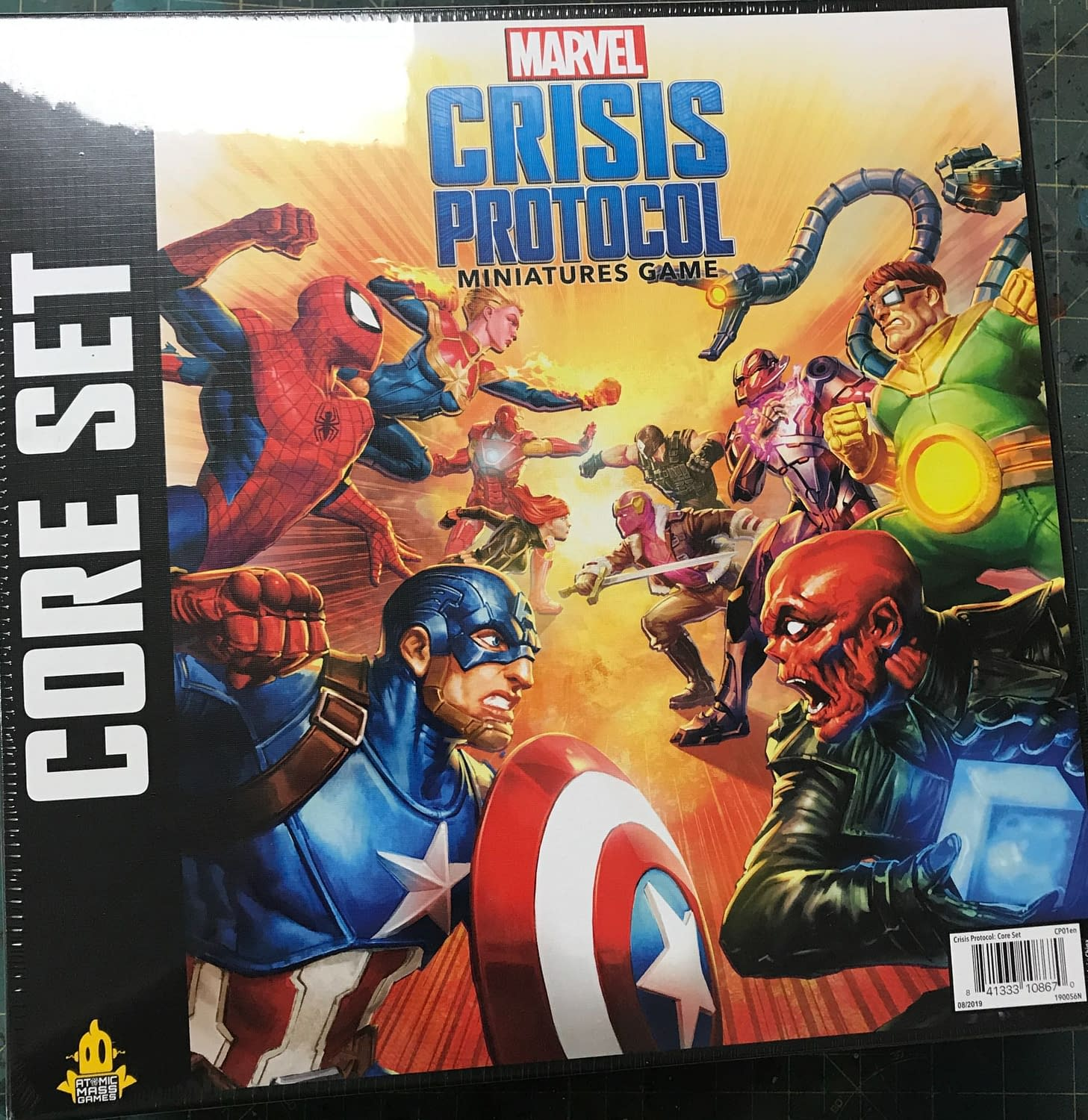 Marvel Crisis Protocol: What's in the Box?
