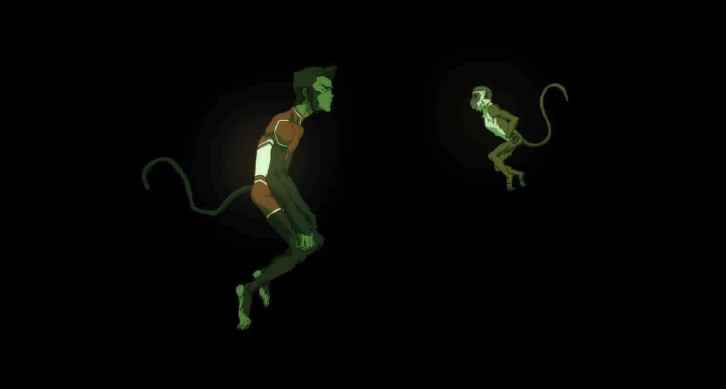 Young Justice Outsiders s3e12
