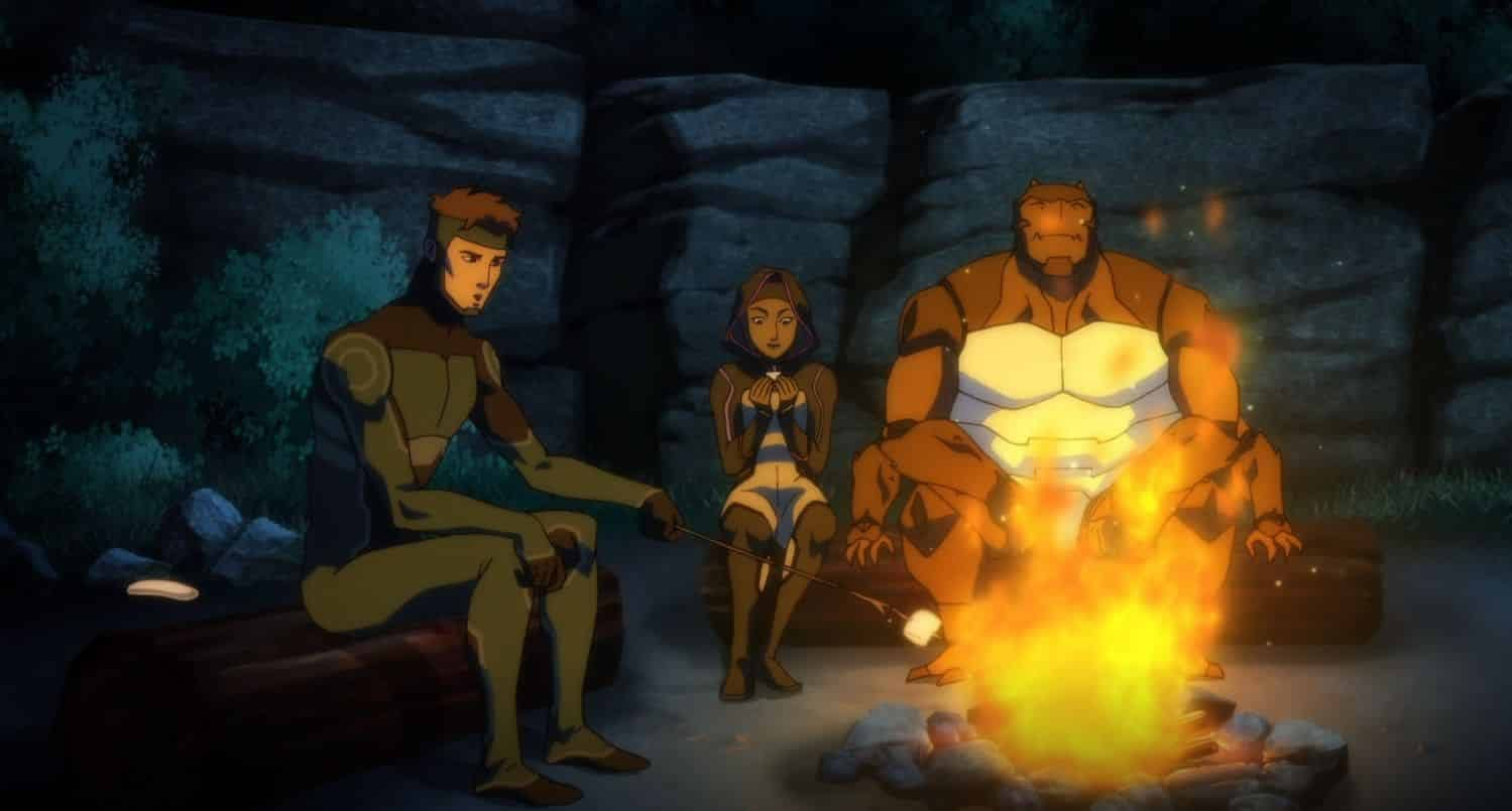 Young Justice: Outsiders Season 3 'Evolution' Recap: A Savage History [SPOILERS]