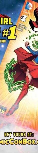 Ongoing Supergirl Comic From DC Confirmed As A Digital First Title
