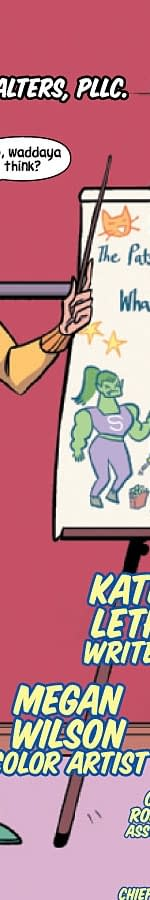 This Is Not Your Jessica Joness Patsy Walker AKA Hellcat
