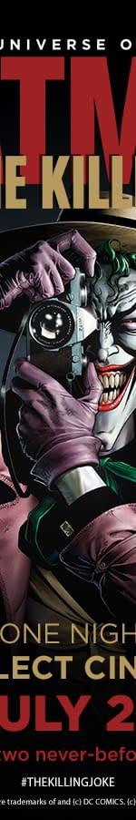 The Killing Joke Screenings Will Promote The Comic Shop Locator Website
