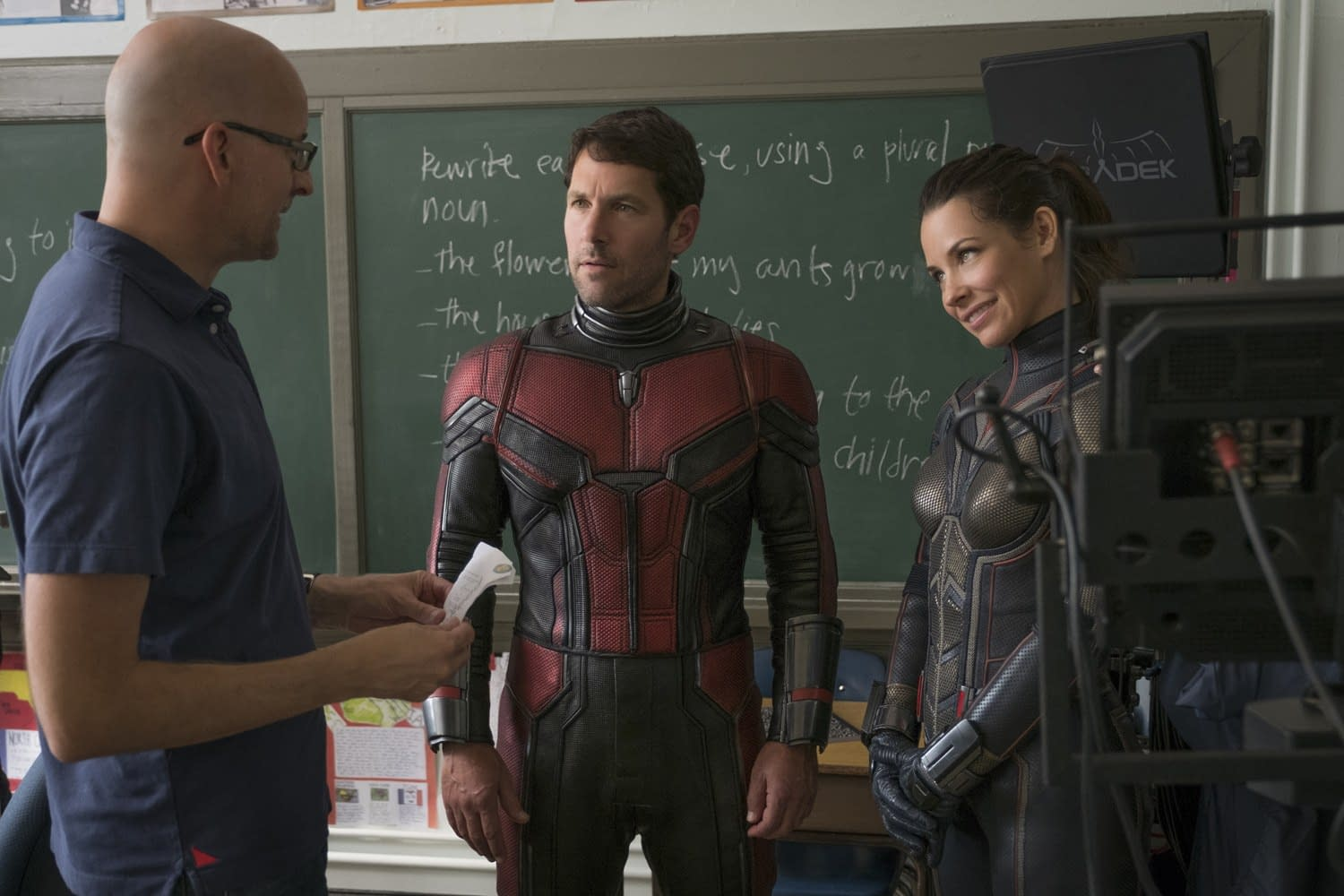 Peyton Reed Talks Laying the Groundwork for Avengers 4 in Ant-Man and The Wasp