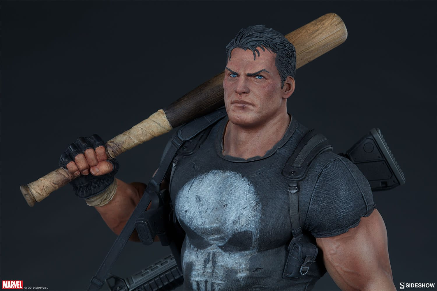 Sideshow Collectibles Punisher Premium Format Figure 3