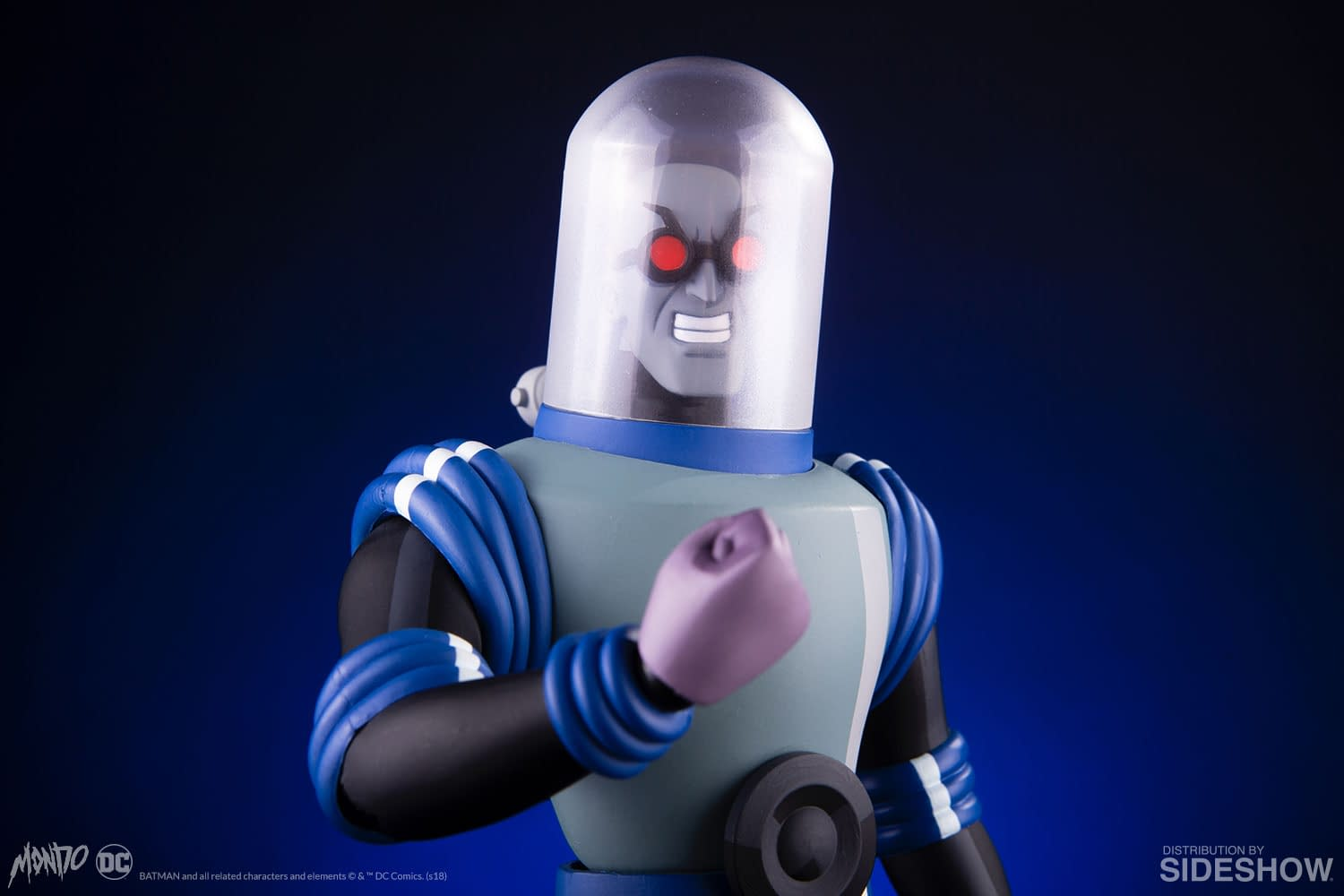 Mr. Freeze Figure from Mondo