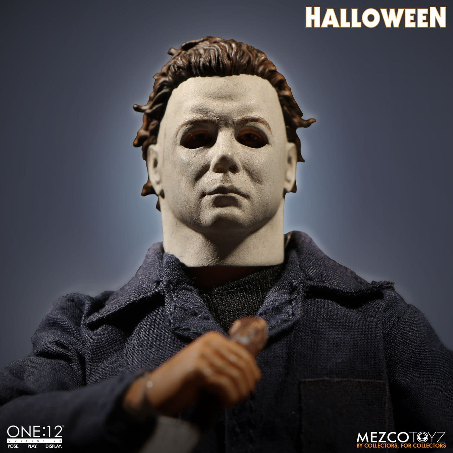 Michael Myers Goes Up For Preorder From Mezco Tomorrow – Happy Halloween!
