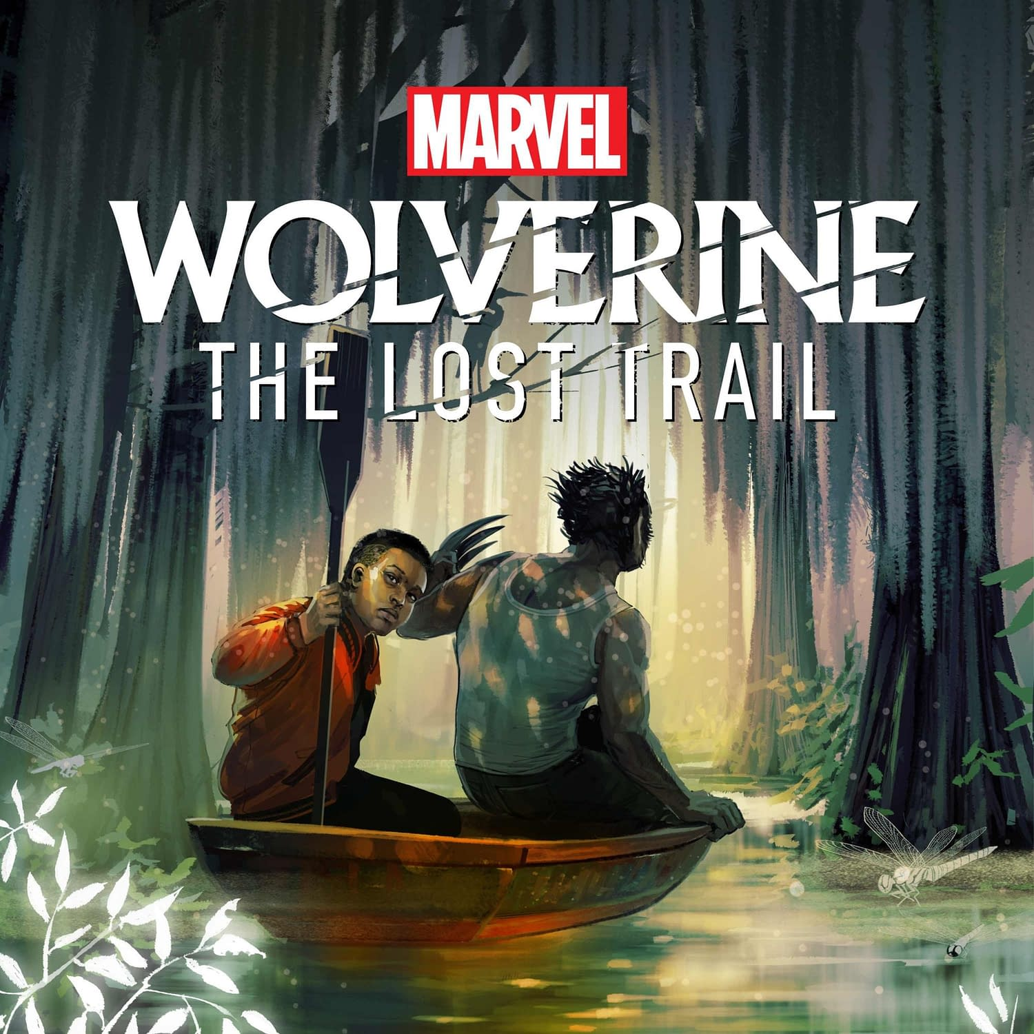 marvels wolverine lost trail