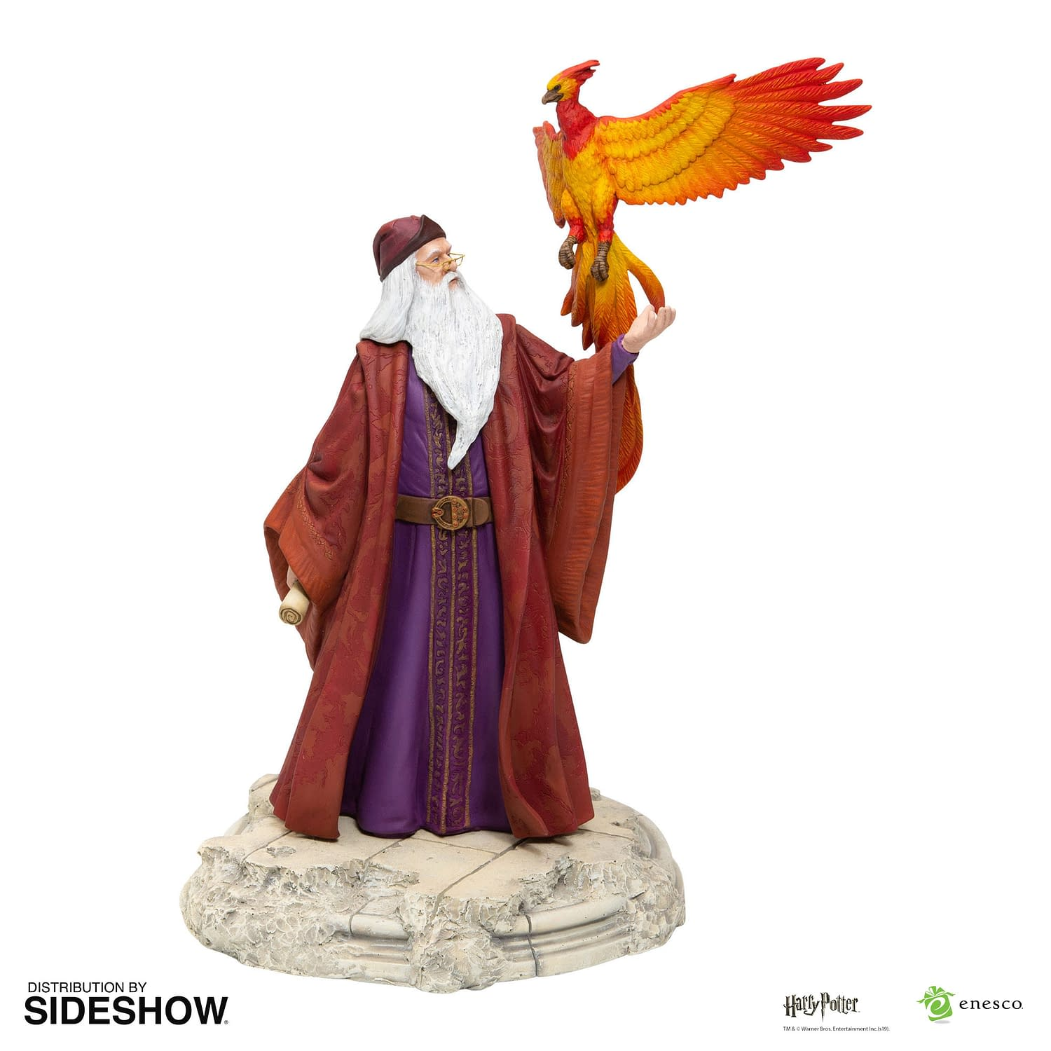 Dumbledore Has a Lesson for You with a New Enesco Statue