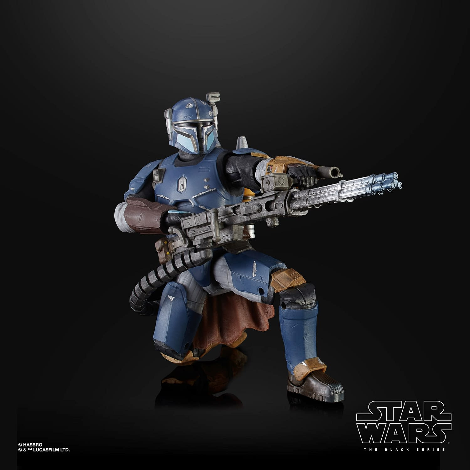 Heavy Infantry Mandalorian Arrives with New Black Series Figure