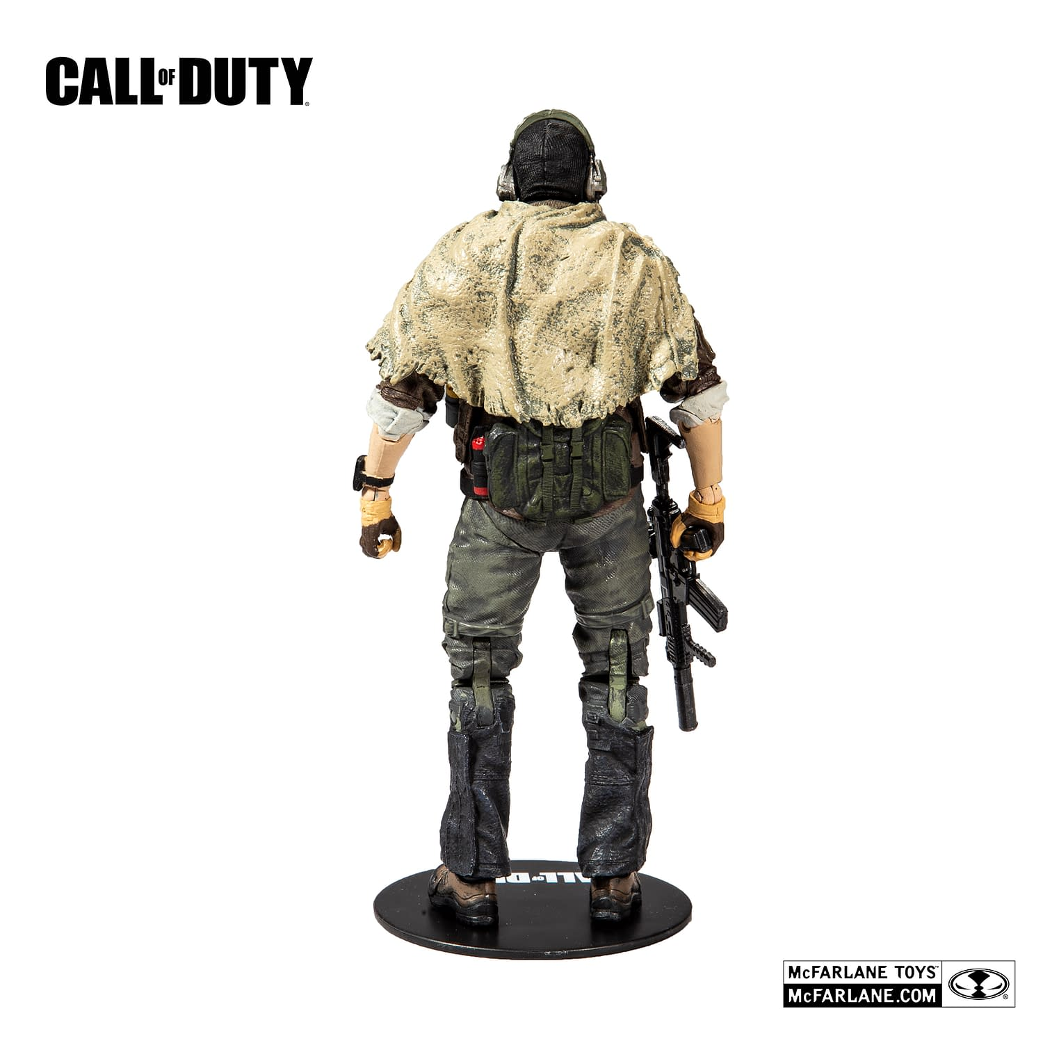 Call of Duty Ghost Enters the War with McFarlane Toys